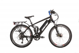 Rubicon 48 Volt High Power Long Range Electric Mountain Bicycle