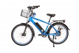 Santa Cruz 48 Volt High Power Long Range Electric Beach Cruiser Bicycle - IN STOCK